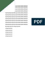 Precious Font Example Romanski