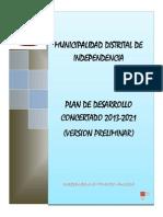 PDC_MDI PLANIFICACION