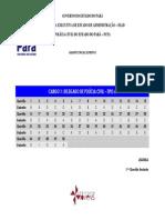 Gabarito Definitivo PCPA 2009