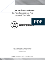 Manual Westinghouse Split