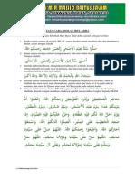 Bacaan Bilal Idul Adha