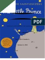 the little prince essay quot the little prince quot