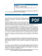 Reglamento Dominio Público Hidráulico Estatal
