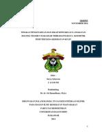 Penelitian Tingkat Pengetahuan Dan Sikap Siswi Kelas x Angkatan 2014 Sma Negeri 5 Makassar Terhadap Bahaya Kosmetik Pemutih Pada Kesehatan Kulit