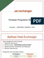heat exchanger - heat transfer.ppt