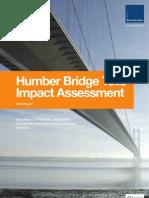 Humber Bridge Tolls Impact Assessment