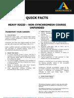 ADEADV1003 - Quick Facts & T&C - Heavy Rigid Non Synch Rome Sh NON[1]