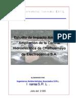 EIA Chalhuamayo