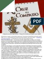 A CRUZ E O COMPASSO