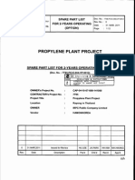 7t95 Po e 004 VP 0012_spare Part List for 2 Years Operating (Option)_r0_c2