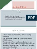 Kufr fi Al-I'tiqad