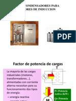 Bco de Condensadores Para Corregir Factor de Potencia