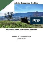 Revista Eletrônica Bragantina On Line - Dezembro/2014