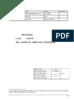 Ps5-03 Aspecte Obiective Programe