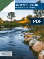Western Landowners Alliance Stream Stewardship