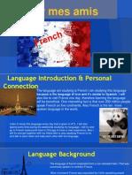 my language presentation for ibcc