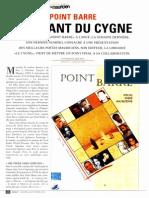 Pointbarre Chant Du Cygne