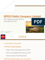 SPCG Corporate Profile