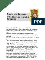 Manuel José de Arriaga Brum da Silveira e