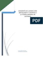 BIOGRAFÍA DE LUDWIG VON BERTALANFFY Y APORTES A LA TEORÍA GENERAL DE SISTEMAS.docx