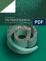Digital Manifesto BCG