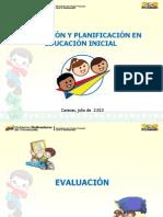 Taller Planificación y Evaluación