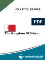 Bahrain Sovereign Report