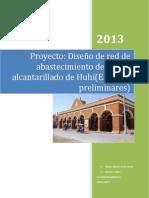 AAA Proyecto Huhi - Estudios Preliminares