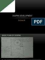 Digipk development (Muna Ali)