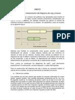 Construcción e Interpretación Del Diagrama de Caja y Brazos