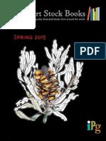 Spring 2015 Art Stock Books