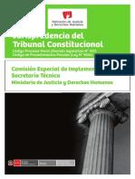 Jurisprudencia Del Tribunal Constitucional