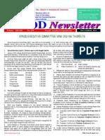 Synod Newsletter - December 2014