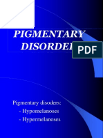 (Kulit) Pigmentary Disorder