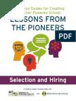 Selection and Hiring
