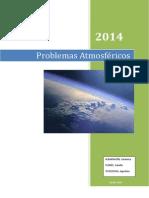 Problemas atmosféricos