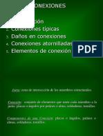 11.- Estudio de Conexiones
