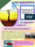 EDUCACION CIENTIFICA