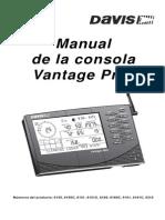 Vantage Consola en Espanol