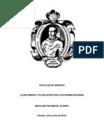 Informe Final de Mic, Imprimir Acabado