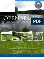 Open Spaces, Conservation and Recreation Lands in Norwood, MA