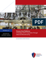 CNAS_ProcessOverPlatforms_-Milatary Manufactoring and Superiority in the US -FitzGerald.pdf