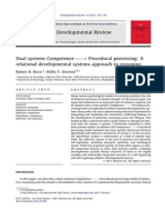 MUST READ INTEGRAL ricco, overton  - Dual Systems Competence (A Rational development systems approach to reasoning.)2011.pdf