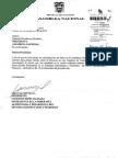 Informe Para Primer Debate Proyecto de Ley Organica de Tierras Rurales