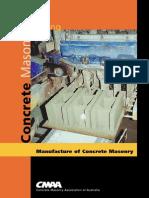Concrete Masonry Walling