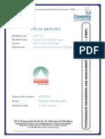 ACD 2510 Conceptual Aircraft Design Report