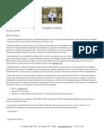Carta de Apoyo Familia Ocanas