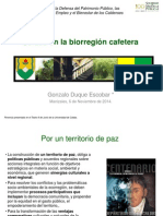 FORO biorregion cafetera.pdf