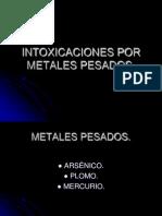 Intoxicaciones por metales pesados.ppt