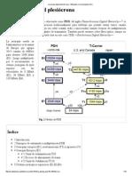 Jerarquía Digital Plesiócrona - Wikipedia, La Enciclopedia Libre
